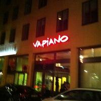 Photo taken at Vapiano by John A. on 10/13/2012