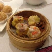 Photo taken at Ping's Seafood by Amanda W. on 9/30/2012