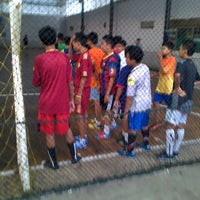 Photo taken at Arena Futsal by Ammar Suhada D. on 8/30/2013