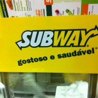 Photo taken at Subway by Ricky N. on 2/20/2013