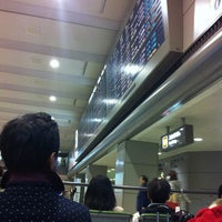 Photo taken at Departure Lobby - Terminal 2 by Lea C. on 12/24/2012