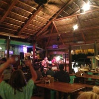 Photo taken at Hogfish Bar & Grill by Trae W. on 11/17/2012