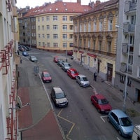 Photo taken at Hotel INOS Prague by Andrey Y. on 3/25/2013