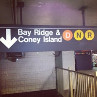 Photo taken at MTA Subway - Atlantic Ave/Barclays Center (B/D/N/Q/R/2/3/4/5) by Anthony F. on 1/21/2013