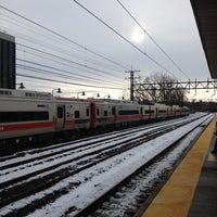 Photo taken at Metro North - Greenwich Station by Sandy J. on 3/8/2013