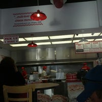 Photo taken at Five Guys by Sid E. on 11/20/2012