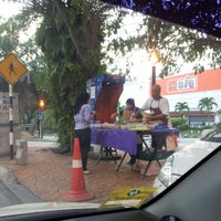 Photo taken at Maybank Section 5 by Hairil I. on 4/7/2013