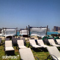 5/11/2013 tarihinde Dr. Ali A.ziyaretçi tarafından Rixos The Palm Dubai'de çekilen fotoğraf