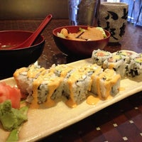 Photo taken at Carytown Sushi by Jennifer G. on 1/25/2013