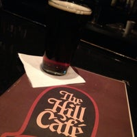 Photo taken at The Hill Café by Jennifer G. on 6/5/2013