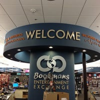 Photo taken at Bookmans by Risa . on 10/24/2012