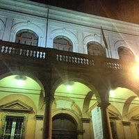 Photo taken at Teatro Comunale by Dev N. on 6/19/2013