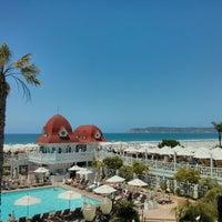 Photo taken at Hotel del Coronado by Praful S. on 5/18/2013