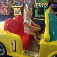 Photo taken at Chuck E. Cheese's by Veronica C. on 9/23/2015
