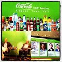 Foto tomada en Coca-Cola Headquarters por Andrea E. el 8/10/2016