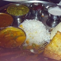 Photo taken at Shalimar Tandoor Grill & Bar by Monica R. on 10/6/2012