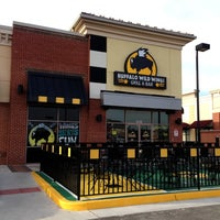 Photo taken at Buffalo Wild Wings by Andrew B. on 11/18/2012