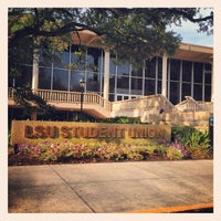 Photo taken at LSU - Student Union by Andrew B. on 7/12/2013