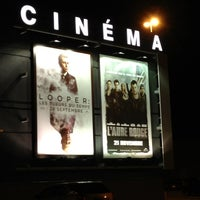 Photo taken at Cinéma 9 Carrefour Du Nord by Yowan L. on 10/4/2012