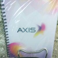 Photo taken at Axis Shop by Dewi Sayyidah Nur Shofa on 9/21/2013