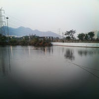Photo taken at Central Park Kharghar by Abhilash K. on 2/2/2013