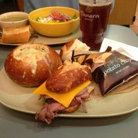 Photo taken at Panera Bread by Andrew L. on 3/25/2013