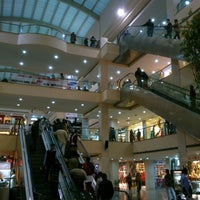 Photo taken at Shipra Mall by Aayush J. on 2/24/2013
