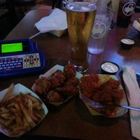 Photo taken at Buffalo Wild Wings by Justin D. on 7/17/2013