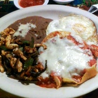 Photo taken at Las Palmas Mexican Restaurant by Ken L. on 5/22/2013