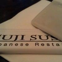 Photo taken at Fuji Sushi by Sheila J. on 3/26/2013