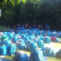 Photo taken at Primary Global Islamic School by dapeid on 6/8/2013