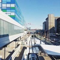 Photo taken at Edmonton Clinic Health Academy by Nicholas Y. on 3/28/2014