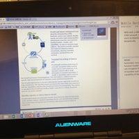Photo taken at WPI Gordon Library by Mia S. on 12/3/2012