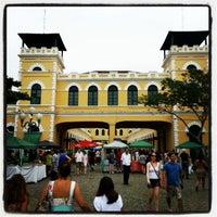 Photo taken at Mercado Público de Florianópolis by Nilton S. on 12/29/2012