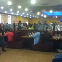 Photo taken at Hibachi Grill & Supreme Buffet by Connor G. on 10/13/2012