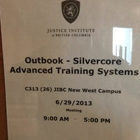 Photo taken at Justice Institute of British Columbia by Silvercore I. on 6/29/2013