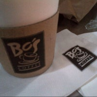 Photo taken at Bo's Coffee Club by Lissa M. on 3/29/2013
