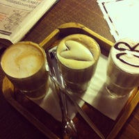 Photo taken at OR Espresso Bar by Liselotte D. on 12/19/2012