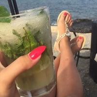 Photo taken at La Jacaranda Lounge Ibiza by Nathalie 🌸 on 8/28/2016
