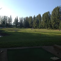 Photo taken at Gassan Golf & Resort by กอล์ฟคลับ พ. on 10/22/2012