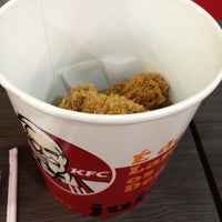 Photo taken at KFC by Marcela R. on 10/13/2012