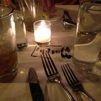 Photo taken at Match Restaurant by Patrick M. on 2/15/2013