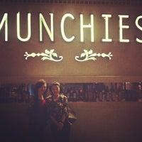 Photo taken at MUNCHIES Dine & Bar by ingka f. on 3/17/2013