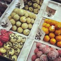 Photo taken at Godiva Chocolatier by Diaz A. on 1/10/2013
