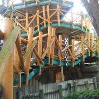 Photo taken at Sesame Street Safari Of Fun by Kristin W. on 11/4/2012