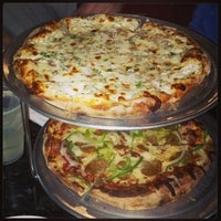 Photo taken at La Pizzeria Pizza by Candice C. on 6/6/2013