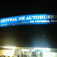 Photo taken at Central Camionera by Leonardo M. on 12/2/2012