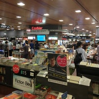 Photo taken at KYOBO Book Centre by Alexandra A. on 7/22/2013