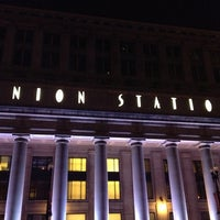 Photo taken at Chicago Union Station by Nathan J. on 7/19/2013