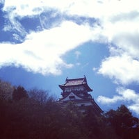 Photo taken at Inuyama Castle by Takashi T. on 4/3/2013